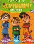 Alvin i wiewiórki 4 (50 naklejek)