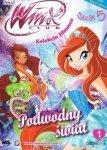 Winx Club Kolekcja filmowa Podwodny świat seria 5 cz.1 (DVD)