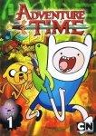 Adventure Time Pora na przygodę 1 Kolekcja filmowa (DVD)