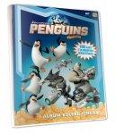 Pingwiny z Madagaskaru - album kolekcjonera na karty