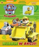 Psi Patrol Pojazdy specjalne 8 Rubble w akcji! + spychacz
