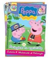 Prenumerata magazynu Świnka Peppa 5 numerów z prezentem