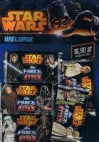 Star Wars Force Attax karty kolekcjonerskie Wielopak (5 saszetek)