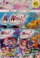 Winx Club Zestaw DVD 5.5 Magiczne oceany + 5.6 Nowa przepowiednia