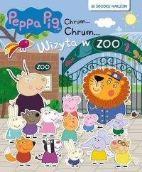 Świnka Peppa Chrum… Chrum… 65 Wizyta w ZOO