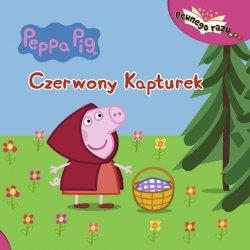 Świnka Peppa Pewnego razu…5 Czerwony Kapturek