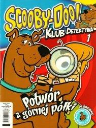 Scooby-Doo! Klub detektywa 1 Potwór z górnej półki