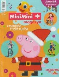 MiniMini+ magazyn 9/2016 + figurka Playmobil + 2 niespodzianki