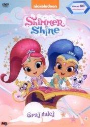 Nickelodeon magazyn Wydanie Specjalne 1/2018 + DVD Shimmer i Shine Graj dalej