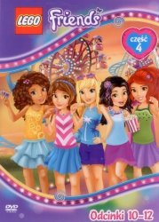 Magic Stars 1/2017+ serial LEGO Friends DVD cz.4
