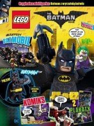 LEGO Batman Movie magazyn nr 3 + BATMAN z wyrzutnią kotwic