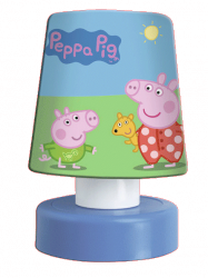 Świnka Peppa magazyn Wydanie specjalne 1/2018 z lampką Peppy (na baterie)