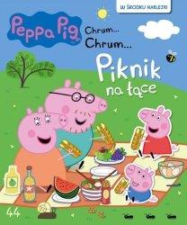 Świnka Peppa Chrum… Chrum… 44 Piknik na łące