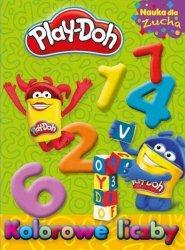 Play-Doh Nauka dla zucha Kolorowe liczby