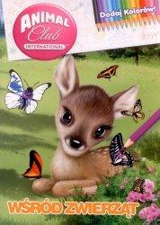 Animal Club Dodaj Kolorów! Wśród zwierząt
