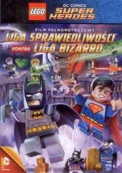 PREZENT ZA ZAKUPY za 90 zł - DVD LEGO Super Heroes Liga Sprawiedliwości kontra Liga Bizarro