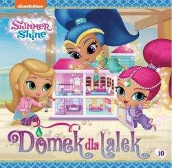 Shimmer i Shine 10 Domek dla lalek