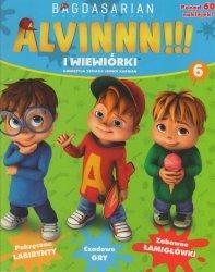Alvin i wiewiórki 6 (z naklejkami)