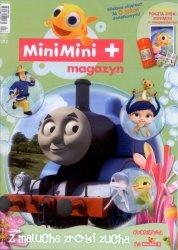 MiniMini+ magazyn 6/2017 + poczta rybki MiniMini + niespodzianka