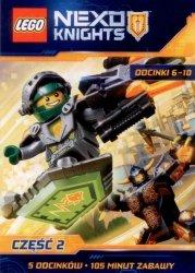 PREZENT ZA ZAKUPY za 50 zł - DVD LEGO Nexo Knights cz.2