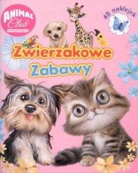 Animal Club Zwierzakowe zabawy 1
