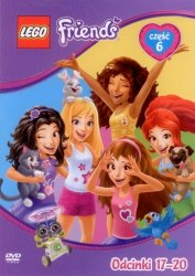 Magic Stars 3/2017 + serial LEGO Friends DVD cz.6