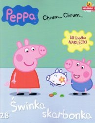 Świnka Peppa Chrum… Chrum… 28 Świnka skarbonka