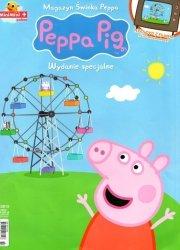 Świnka Peppa Wydanie specjalne z DVD Wesołe miasteczko (2/2015)