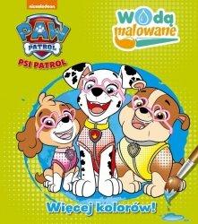 Psi Patrol Wodą malowane 2 Więcej kolorów!