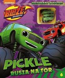 Blaze i megamaszyny Zaczynamy wyścig! 6 Pickle rusza na tor