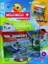 MiniMini+ magazyn Wydanie specjalne 2/2018 + LEGO Juniors 30339