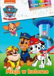 Psi Patrol Dodaj Kolorów! Misja w kolorze