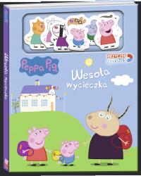 PRODUKT PREMIOWANY Świnka Peppa Przyczep magnes Wesoła wycieczka