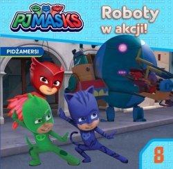 Pidżamersi 8 Roboty w akcji!