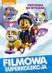 Filmowa Superkolekcja Psi Patrol Przygoda na wyciągu DVD