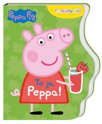 Świnka Peppa Poznajmy się! To ja, Peppa!