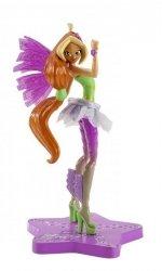 WinX Club Magia Sirenix 3 - figurka Flora Sirenix (ze skrzydłami)