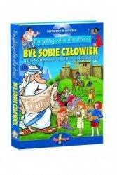 PREZENT ZA ZAKUPY za 150 zł - Był sobie człowiek Encyklopedia dla dzieci + DVD