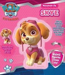 Psi Patrol Nazywam się Skye (z figurką)