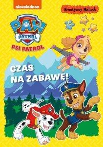 Psi Patrol Kreatywny maluch 1 Zabawy Psiego Patrolu
