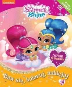 Shimmer i Shine Życzenia do spełnienia 13