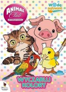 Animal Club Wodą malowane Wyczaruj kolory