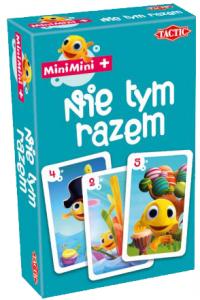 Rybka MiniMini+ Nie tym razem - gra karciana