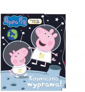 Świnka Peppa Przyjaciele z bajki 6 Kosmiczna wyprawa!