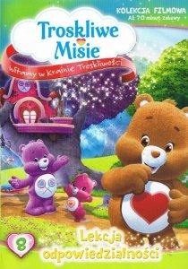 MiniMini+ Magazyn + Troskliwe Misie DVD 8 Lekcja odpowiedzialności
