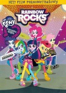 Magic Stars 1/2018 + Mój kucyk Pony Rainbow Rocks DVD