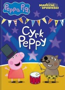 Świnka Peppa Magiczne opowieści 2 Cyrk Peppy