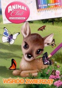 Animal Club Dodaj Kolorów! 1 Wśród zwierząt