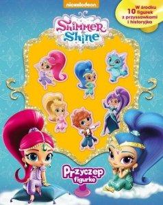 Shimmer i Shine Przyczep figurkę