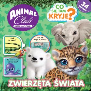 Animal Club Co się tam kryje? 2 Zwierzęta świata